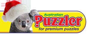 Australian Puzzler logo