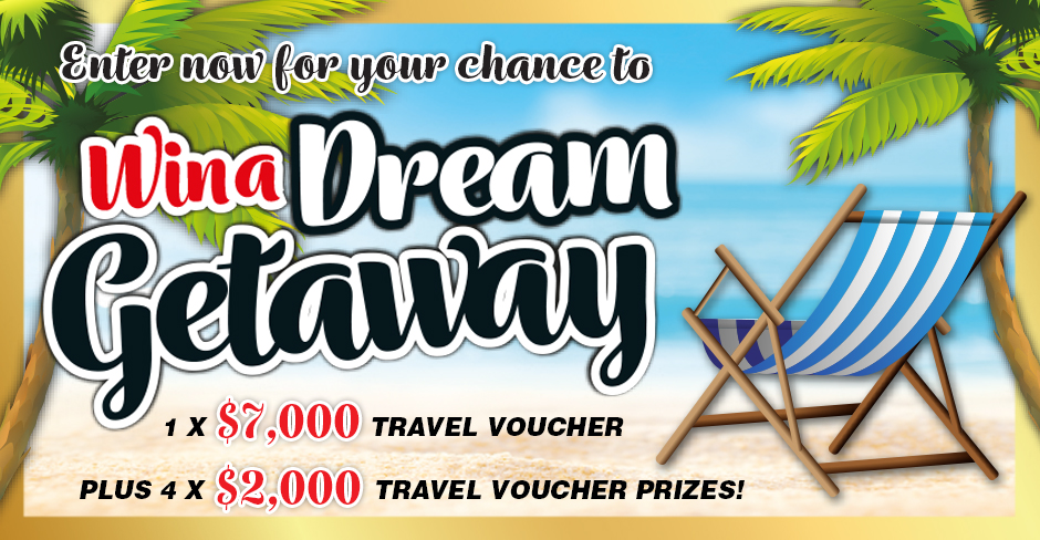 Dream Getaway competition
