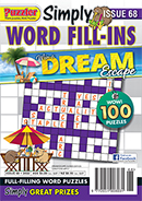 Simply Word Fill-Ins