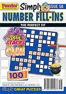 Simply Number Fill-Ins